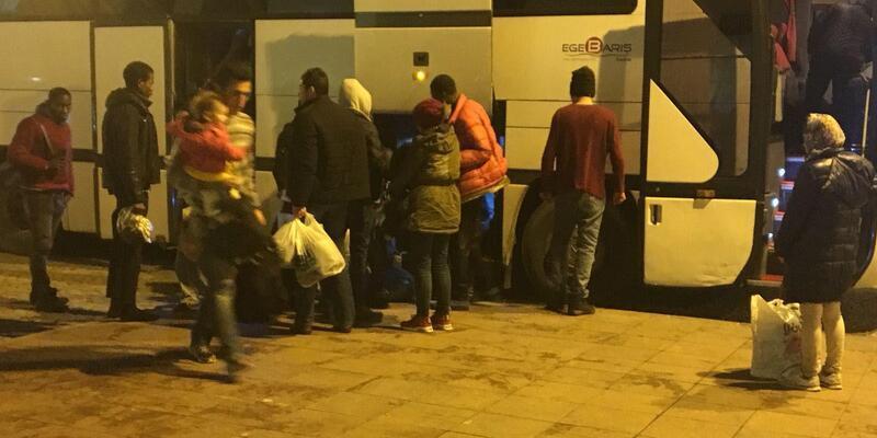 Foça'da kurtarılan kaçaklardan biri organizatör çıktı