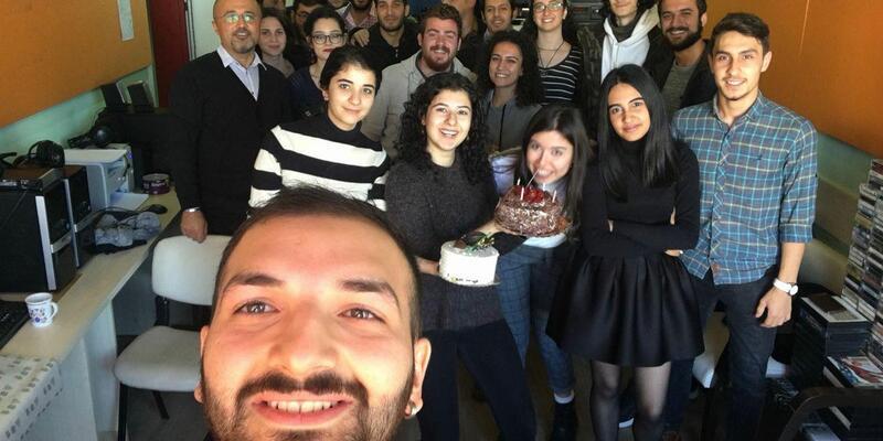 AÜ İletişim Fakültesi öğrencisine ödül