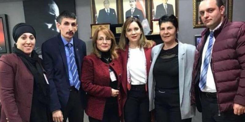 MHP'de kadın kolları yönetimine iki erkek girdi