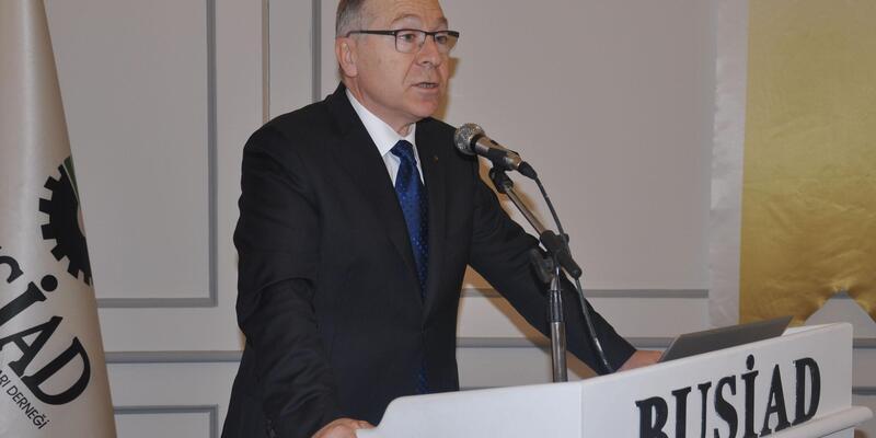BUSİAD'da yeni başkan Ergun Türkay