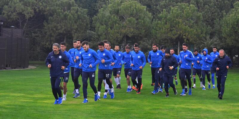 Çaykur Rizespor'da transfer çalışmaları devam ediyor