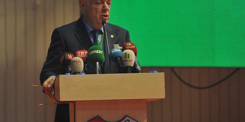 """Bursaspor Başkanı Ali Ay: """"Fark yaratan bir Bursaspor göreceksiniz"""""""