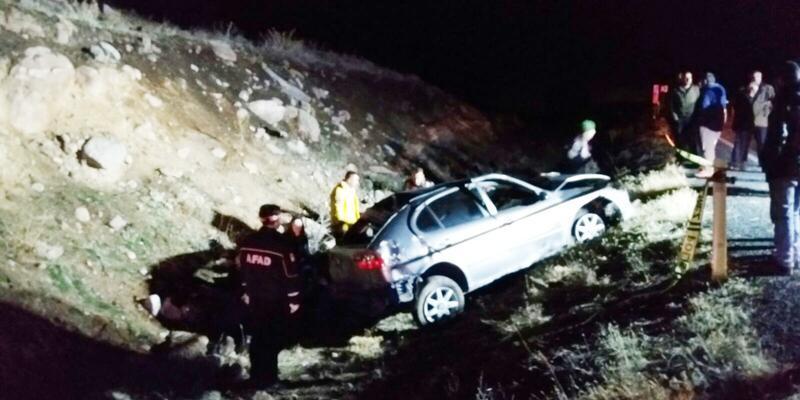 Niğde'de feci kaza: 2 ölü, 2 yaralı