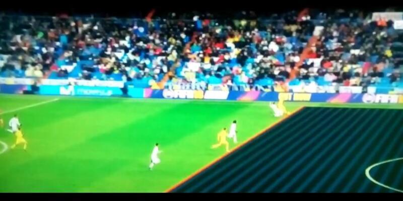 Villarreal'in Real Madrid'e attığı golde Enes Ünal'ın ofsaytta olduğu iddiası