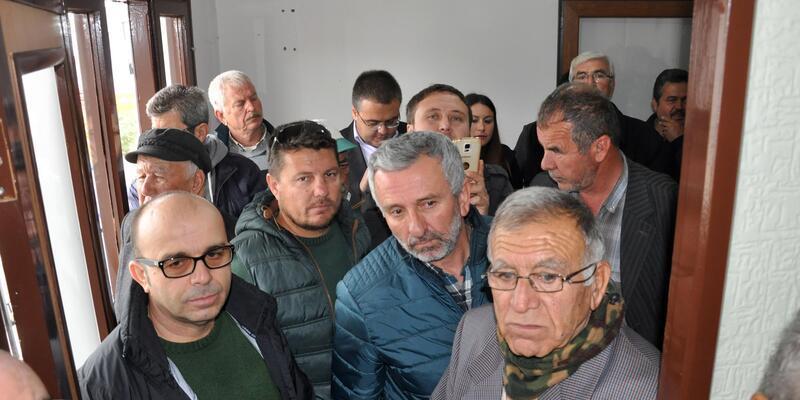 İYİ Parti Datça İlçe Teşkilatı hizmet binası açıldı