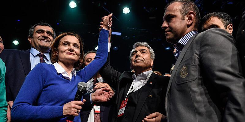 Son dakika... CHP İl Başkanı Canan Kaftancıoğlu hakkında soruşturma