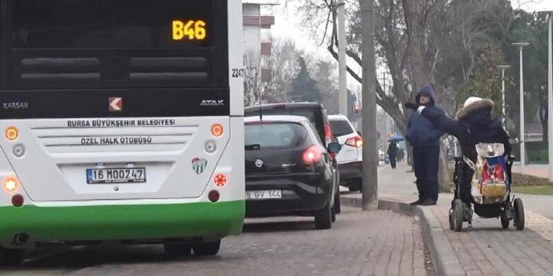 Engelli yolcuyu almayan sürücüye ceza