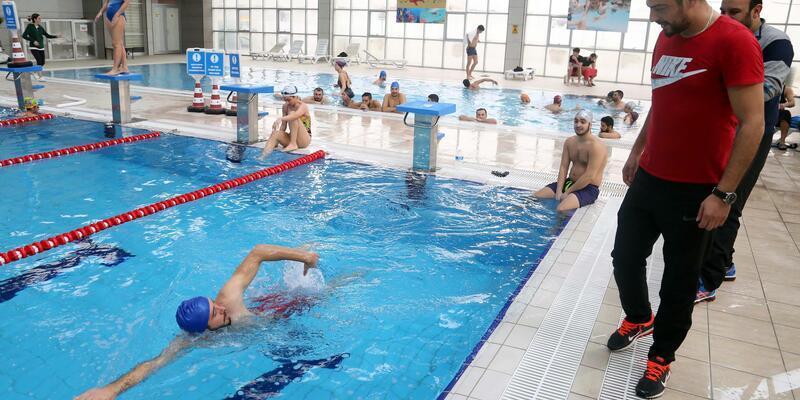 Yenimahalle havuzlarında test zamanı