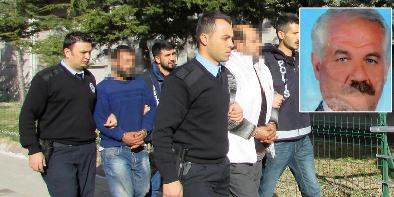 Afyon'daki cinayetin şüphelisi kardeşler birbirini suçladı