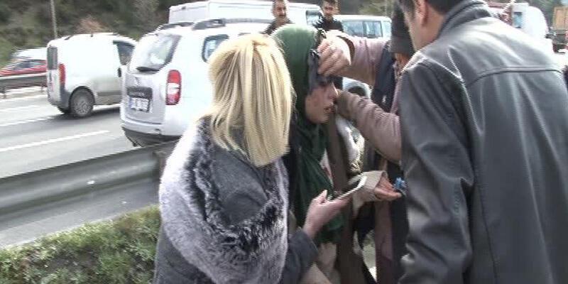 Ümraniye'de feci kaza: 2 ölü 1 yaralı