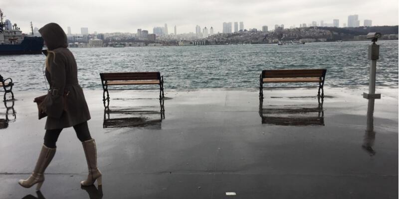 Meteoroloji son dakika: 16 Ocak İstanbul hava durumu