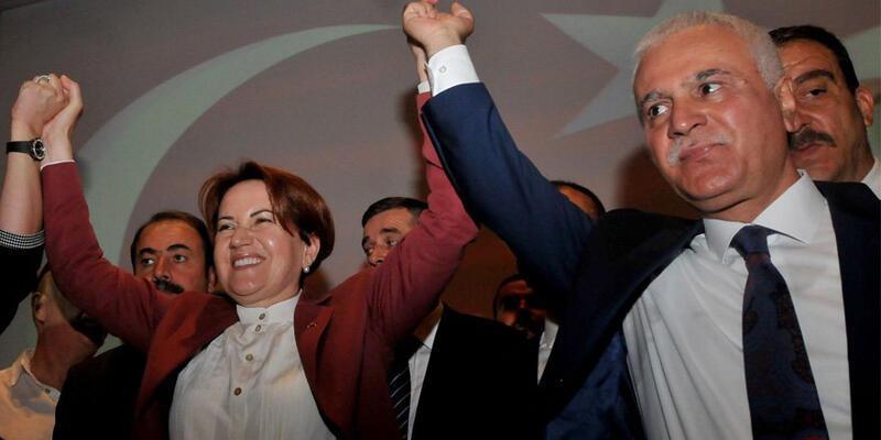 Koray Aydın İYİ Parti'nin oy oranını açıkladı