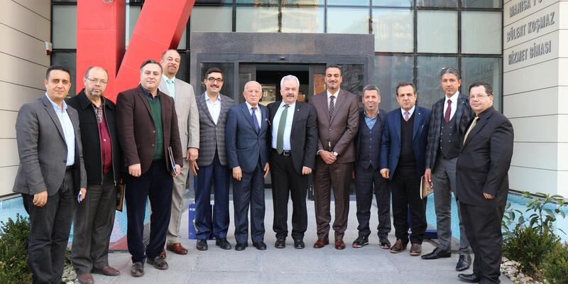 Manisa ve Irak arasındaki ticaret bağları güçlenecek
