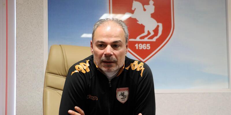 Engin İpekoğlu, Samsunspor'dan ayrılıyor