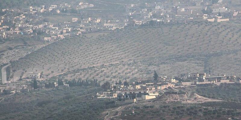 Son dakika... Afrin'den kaçış başladı