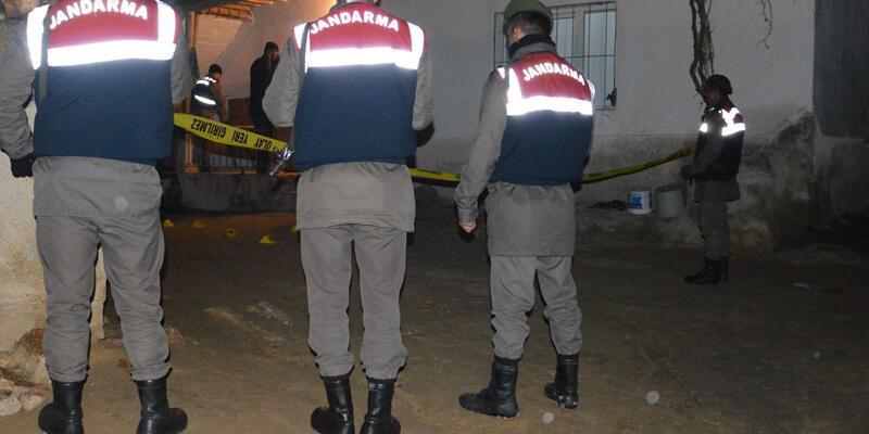 Kırıkkale'de eve silahlı baskın: 2 ölü