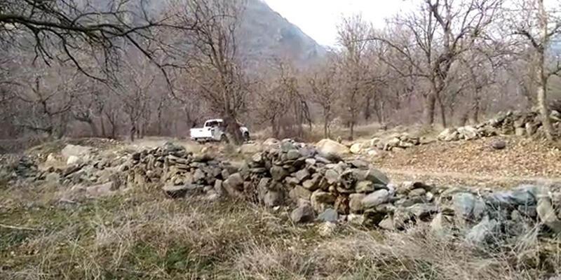 Hakkari'de PKK'nın bombalı saldırıda kullanmak için hazırladığı araç ele geçirildi