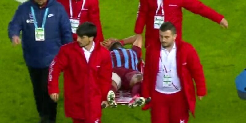 Mustafa Akbaş 1 ay yok
