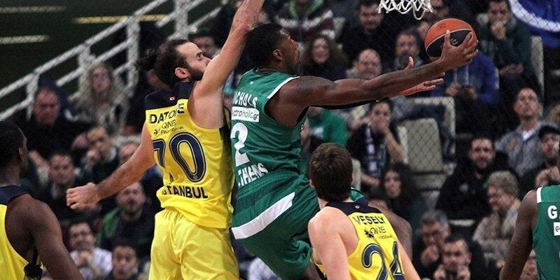 Canlı yayın: Fenerbahçe-Panathinaikos maçı izle | THY Euroleague maçı hangi kanalda, ne zaman?