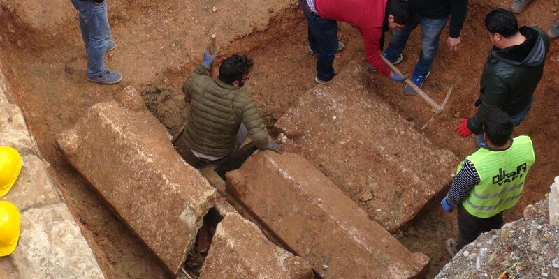 Tarsus'taki kazıda çıkanlar şaşırttı