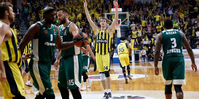 Euroleague: Fenerbahçe Doğuş 67 - 62 Panathinaikos / Maç Özeti