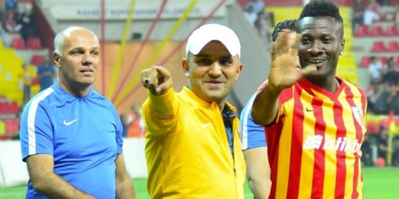 Asamoah Gyan'ın hedefinde Galatasaray var