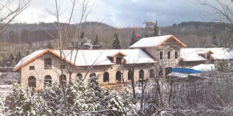 Boğaz'daki paşa çiftliği milletvekilleri için 'sosyal tesis' oluyor