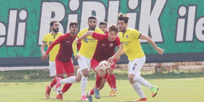 Kocaeli Birlikspor-Menemen Belediyespor: 1-3