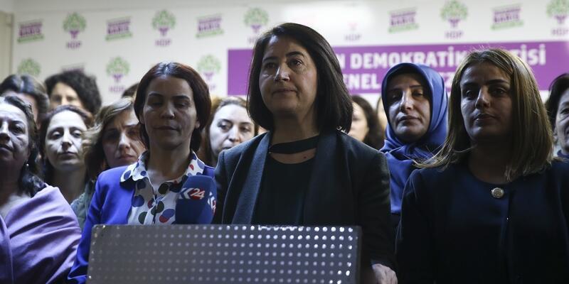 """HDP Eş Genel Başkanı Kemalbay'dan Afrin yorumu: """"İşgal girişimi"""""""