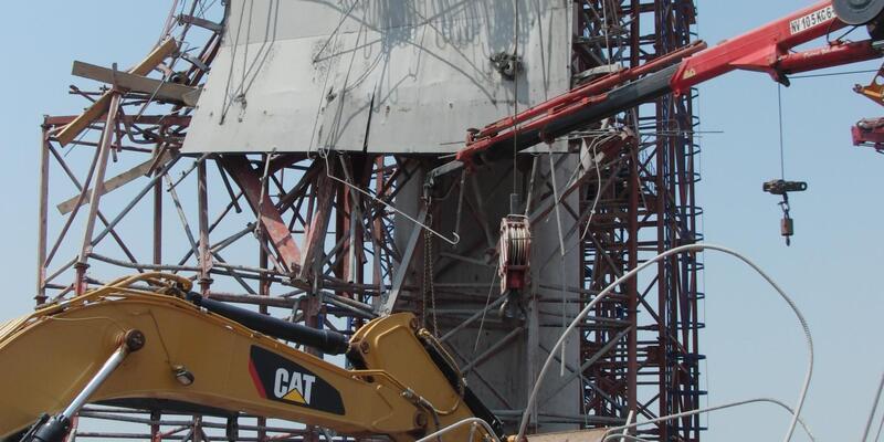 Menemen'de 4 işçinin hayatını kaybettiği iskele narin ve eksik üretim çıktı