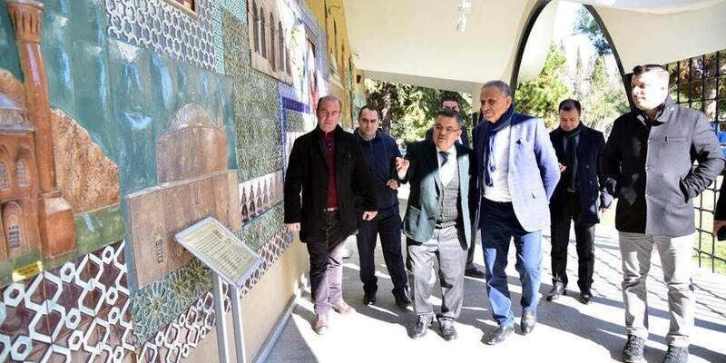 Ödemiş Belediye Başkanı Badem'den Bilecik ziyareti
