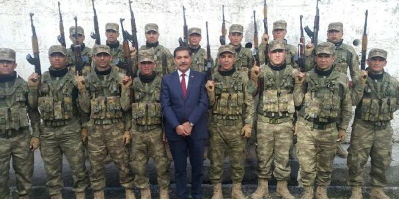 Koruculardan Afrin operasyonuna destek mesajı: Ordumuzun emrindeyiz