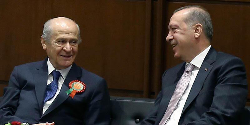 AK Parti'den seçim barajı formülü: 'MHP'yi yüzde 10'a iknaya çalışacak'