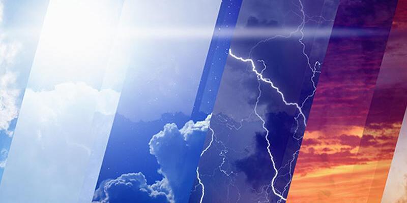 Meteoroloji'den hava durumu uyarısı geldi: Kuvvetli yağış Trakya'ya geliyor