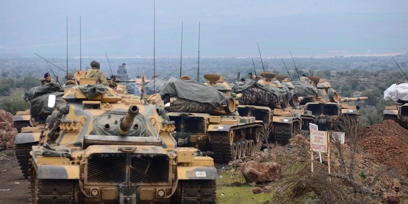 Afrin harekatına ilişkin paylaşımlara soruşturma