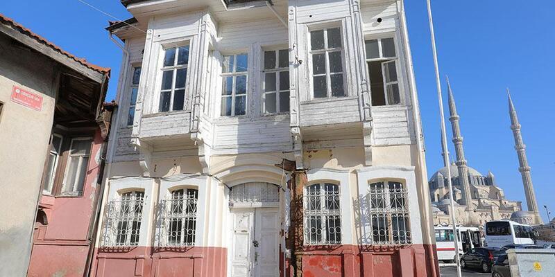 Tarihi bina restore edilecek