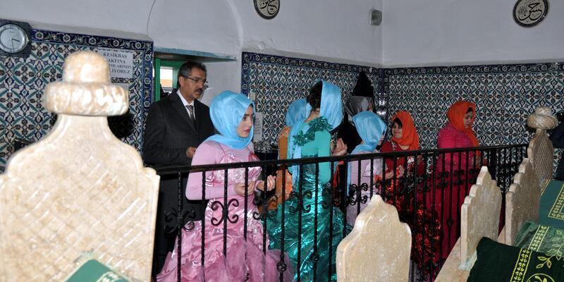 Down sendromlu kadınlardan Mehmetçik için dua