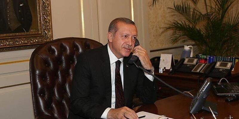 Cumhurbaşkanı Erdoğan Baykal'ı aradı