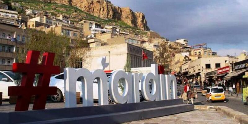 """Mardin'de """"Zeytin Dalı"""" önlemleri"""