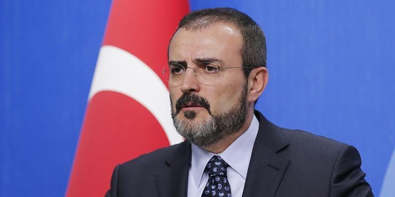 Mahir Ünal açıkladı: Afrin'de PYD'li kılığında karşımıza çıkıyorlar