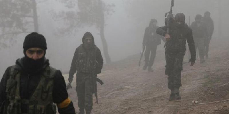 Afrin'de savaşmak için yola çıktılar