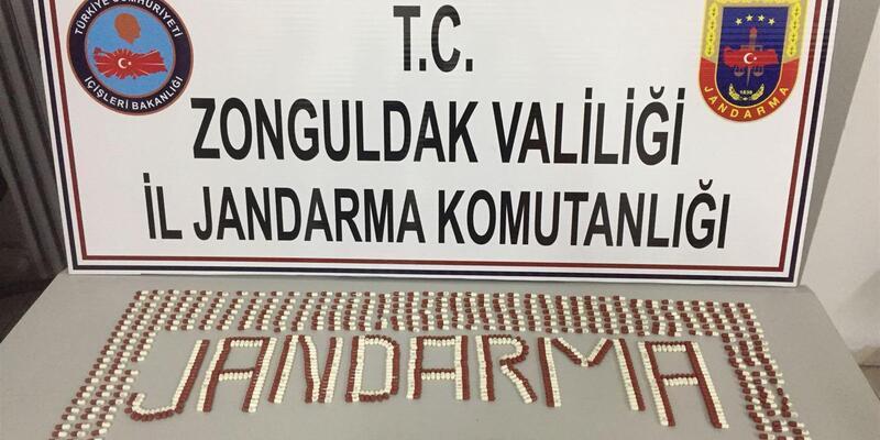 Zonguldak'ta uyuşturucu operasyonu: 24 gözaltı