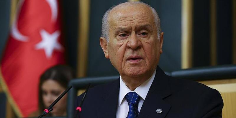 Devlet Bahçeli'den İhsan Eliaçık'a sert yanıt