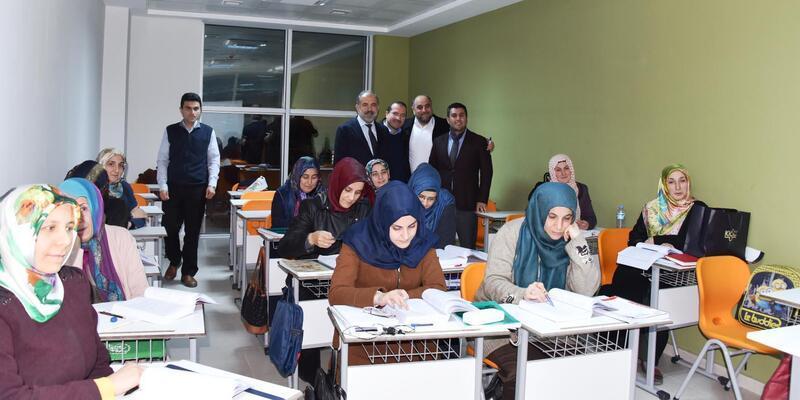 Kemalpaşa'da kış dönemi kursları