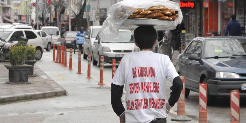 2 günlük kazancını Mehmetçik Vakfı'na bağışladı