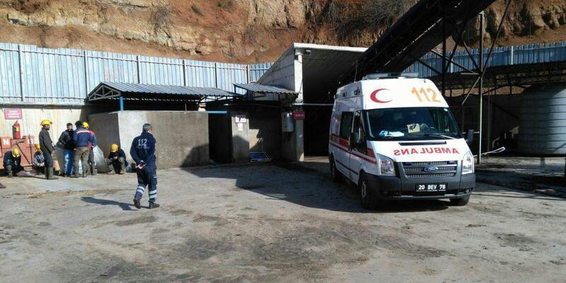 Kömür madeninde göçük: 1 işçi öldü