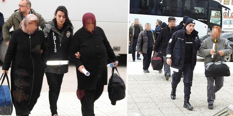 Çorum'da 2014'teki protestoya katılanlardan 5'i FETÖ'den tutuklandı