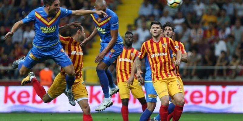 Göztepe-Kayserispor maçı ön izlemesi