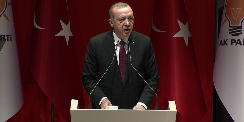 Son dakika... Erdoğan: ÖSO'ya terörist diyenler PKK'lıdır