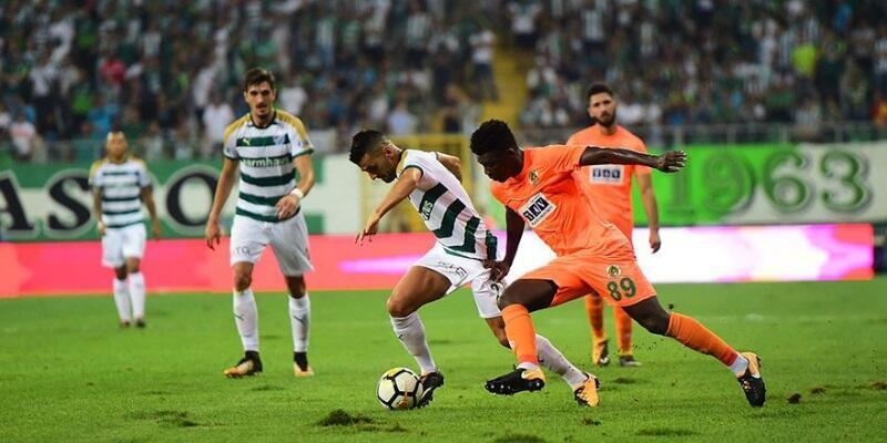 Canlı: Alanyaspor-Bursaspor maçı izle   19. hafta